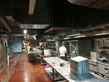 全厨通-员工厨房安装现场