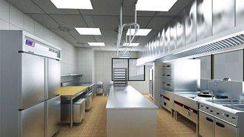 厨房设备设计的多元化创新理念