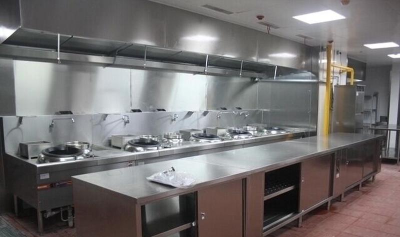 全厨通分享五星级酒店厨房工程经验