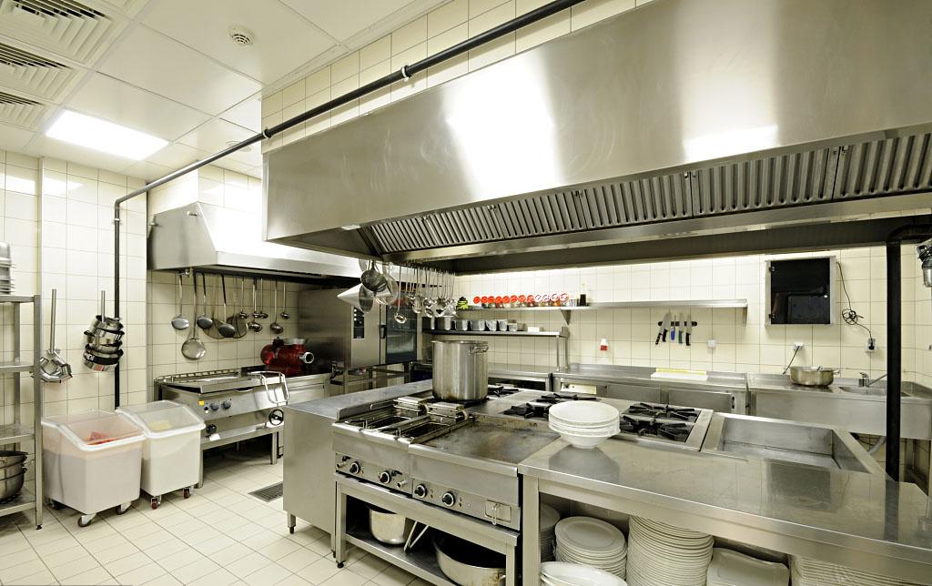餐厅厨房安装工程需要注意的事项