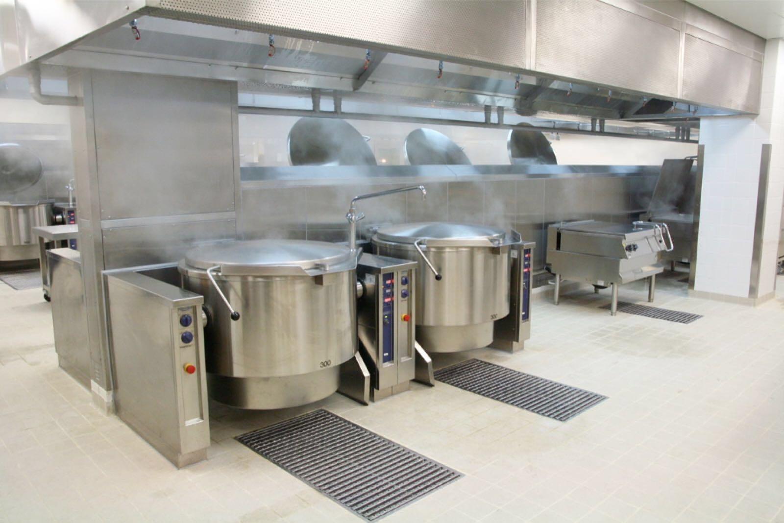 全厨通分享商用厨房设备使用禁忌