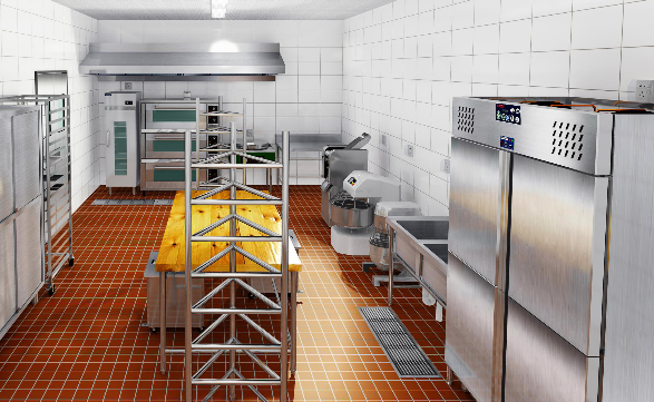 全厨通推出2018最新整体商用厨房工程服务