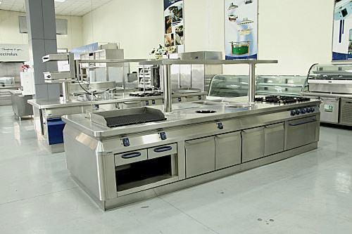 商用厨房设备中的小细节不容忽视