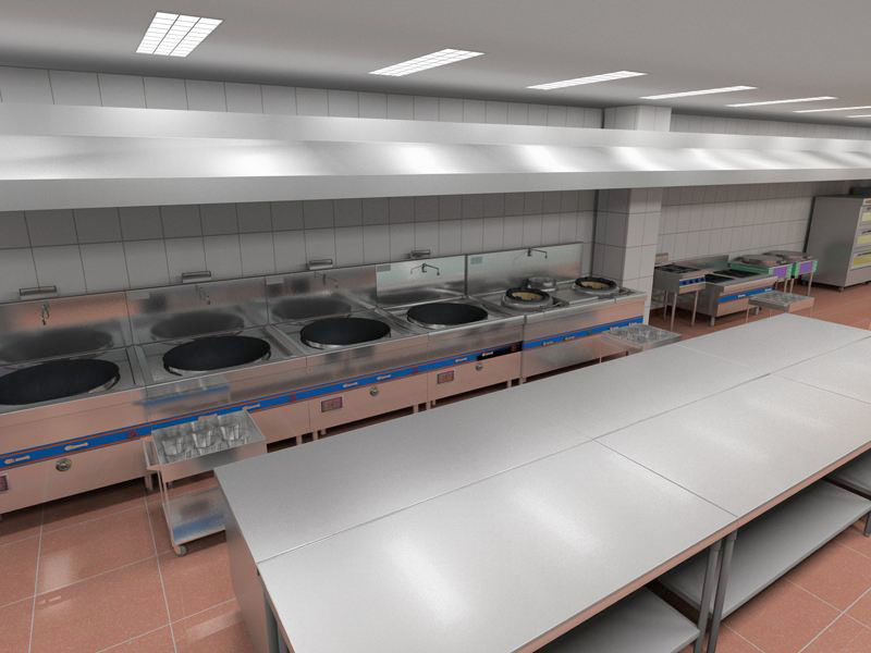 广东厨房厨具设备为什么要选全厨通?