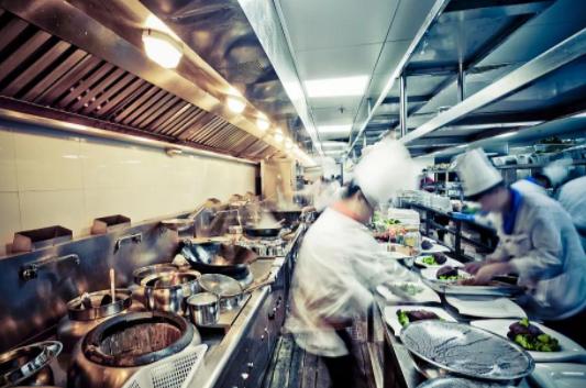 你想要知道的餐厅开放式厨房设计要点