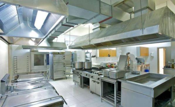 餐饮厨房排烟系统不得不注意的几点问题!