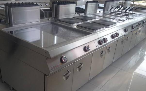 商用整体厨房设备大体有哪些种类?