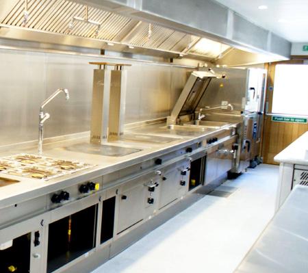 幼儿园厨房设备定制设计需要留意什么