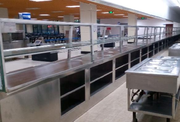 整体厨房设备是未来厨房的趋势