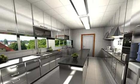 如何做靠谱的酒店厨房设计!看这里!