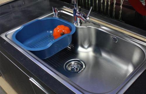 在厨房水槽的设计中应该注意哪些问题?