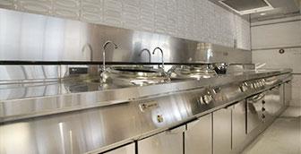 厨房设备设计的人性化