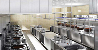 厨房篇——厨房设备管理制度
