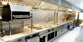 商用厨房设备的排水设计需要遵循哪些标准?