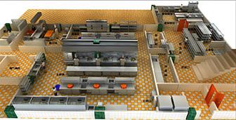 大型主题餐厅厨房工程设计的要素有哪些呢?