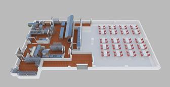 深圳商用厨房工程设计需要注意什么呢?