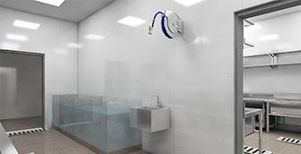 厨房降温之设计装修的方法