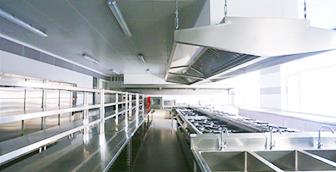 商用厨房设计时需要考虑哪些因素呢?