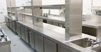 加工厨房的设计要求有哪些呢?