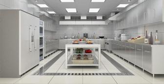 商用厨房究竟如何设计才能行?
