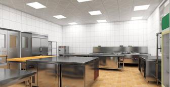 商用厨房设计需要注意的14个细节