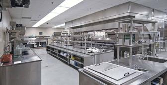 商用厨房设计装修注意事项有哪些?