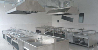 商用厨房设计篇之科学高效设计你的厨房