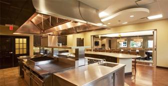 开放式餐饮厨房设计备受亲睐