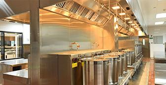 酒店厨房设计需要注意的要素有哪些呢?
