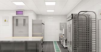 商用厨房给排水设计注意事项