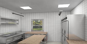商用厨房设备的安装流程和分类