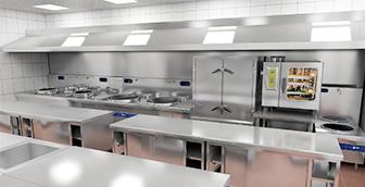 厨房厨具工程装修常见的误区有哪些?