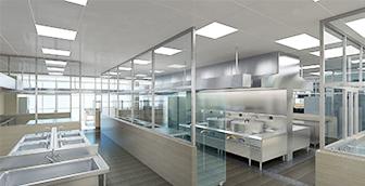 饮食行业厨房设计的注意事项