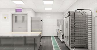 商用厨房上下水设施设计原则