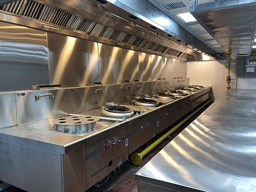 餐饮业商用厨房设计运筹布局的准备工作