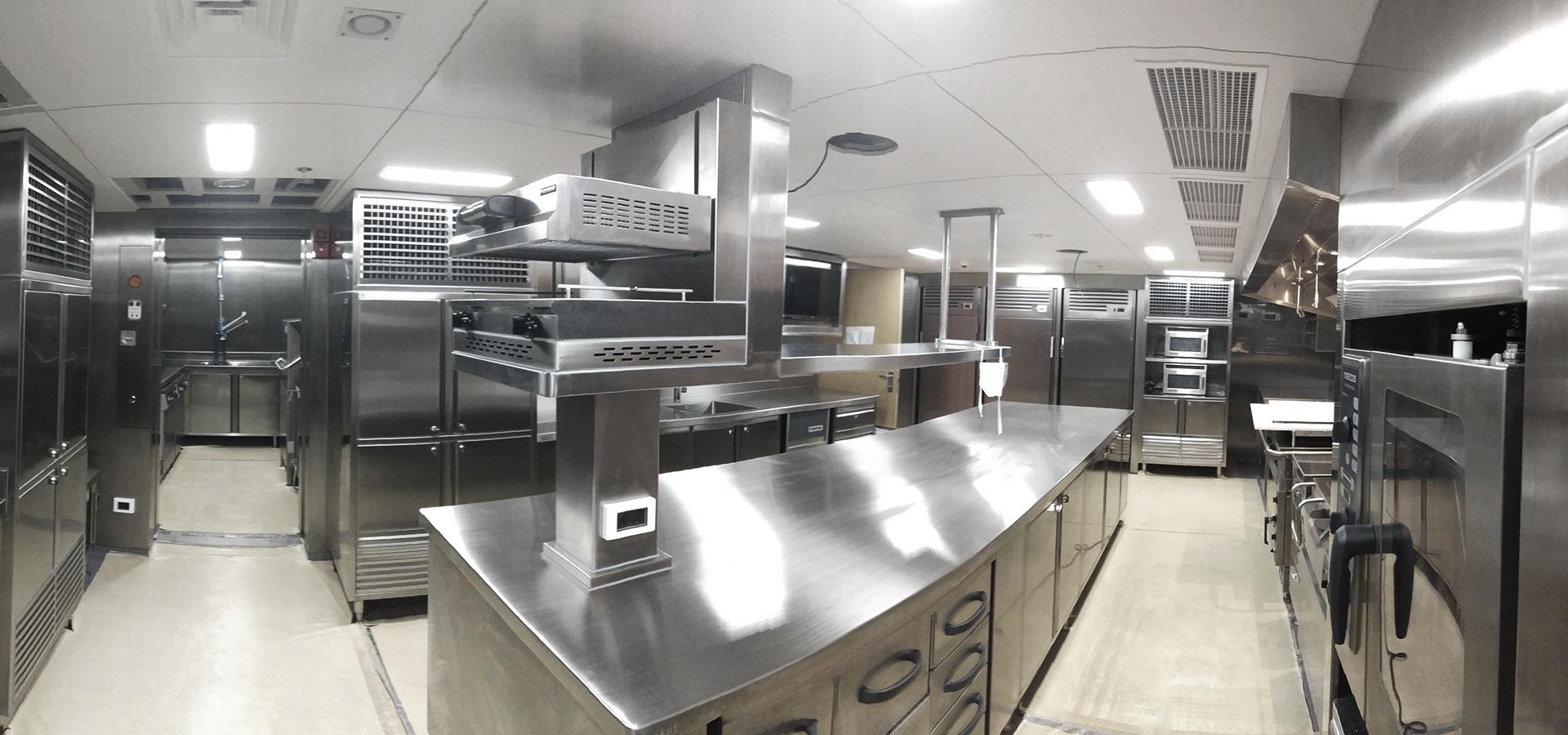 互联网形式是商用厨房设备行业将来增长的趋势