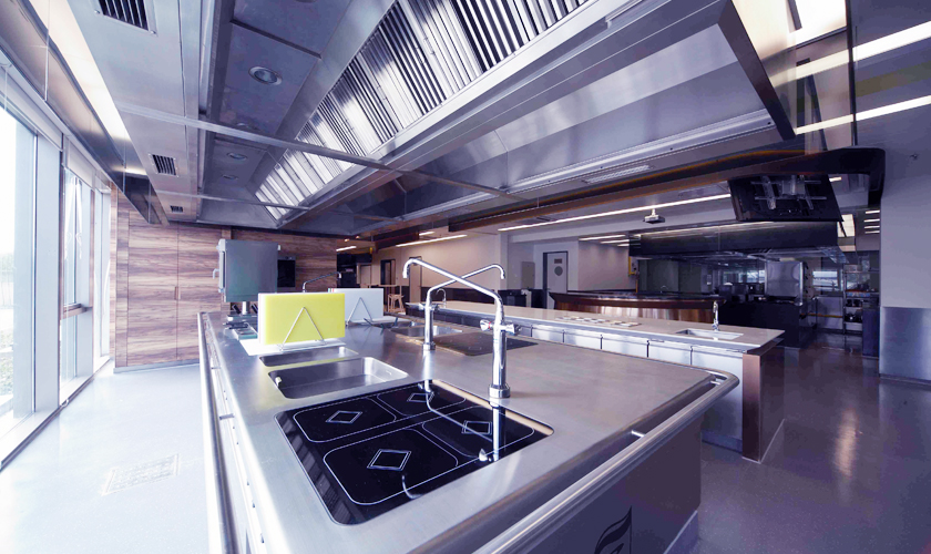 安装厨房油烟净化器,对油烟污染说拜拜