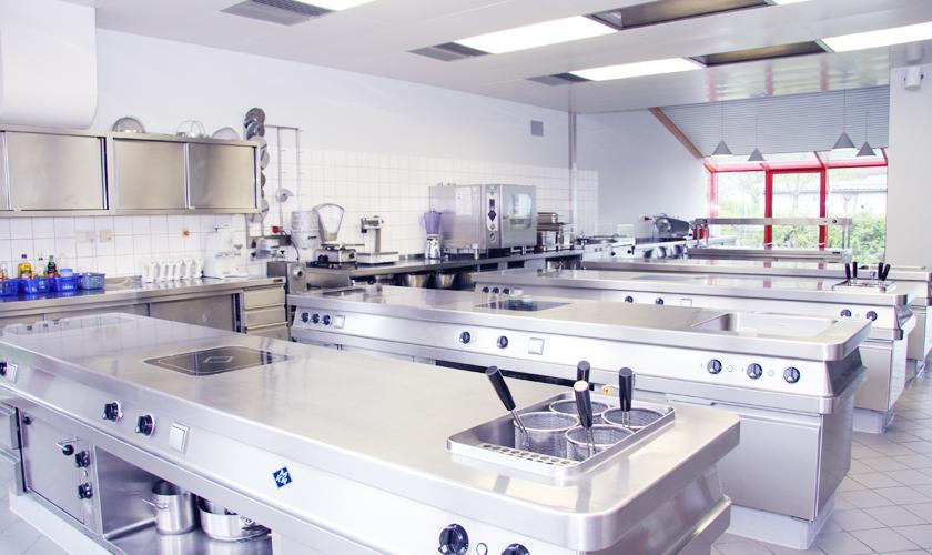 餐厅厨房设计要细致甚么?商用厨房设计技术有哪些?