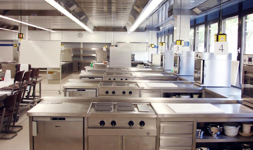 餐饮商用厨具厨房如何设计才算优秀