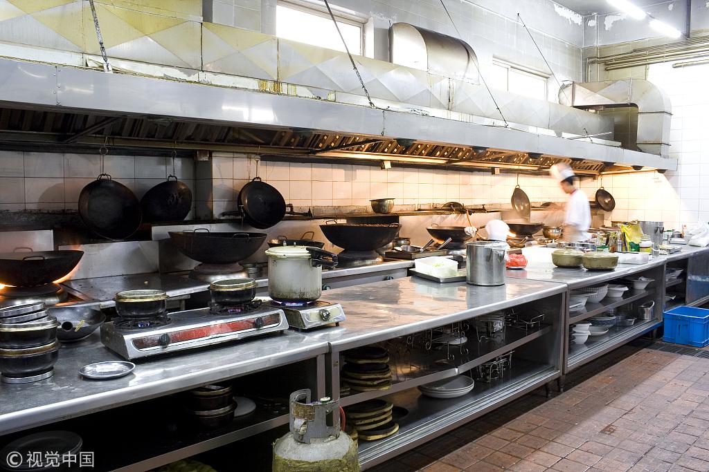 厨房的设计布局以及商用厨房设备的挑选