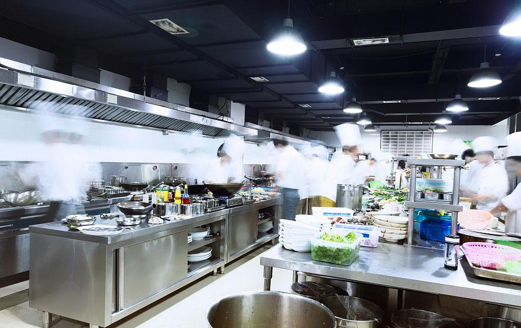 全厨通为您供应整套的商用绿色厨房设备