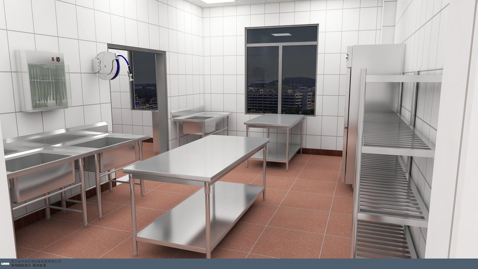 400人的食堂全套厨房设备价钱