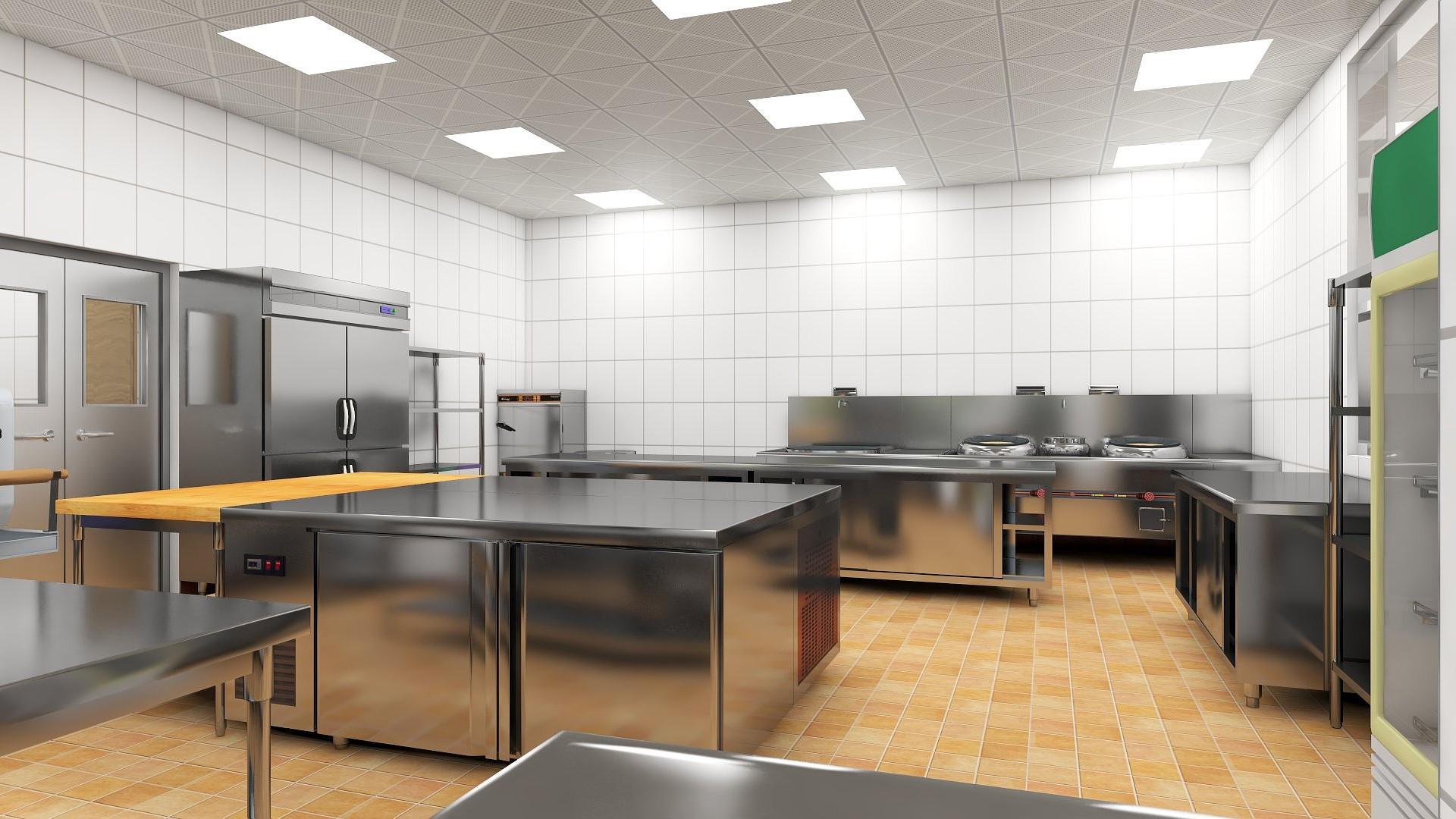 20平方米小饭馆厨房设备,何如设计才适用?