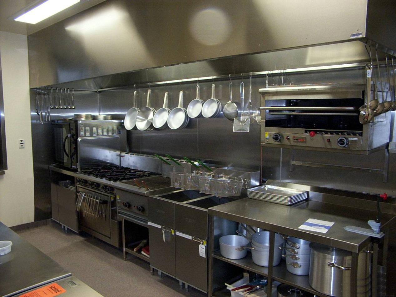 不锈钢厨房设备有哪些?