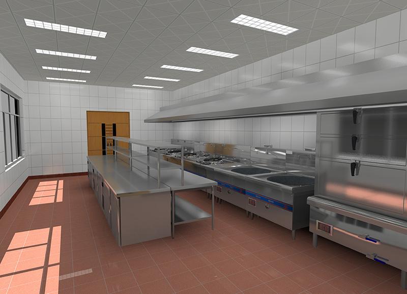 餐馆厨房工程须要哪些厨房设备?