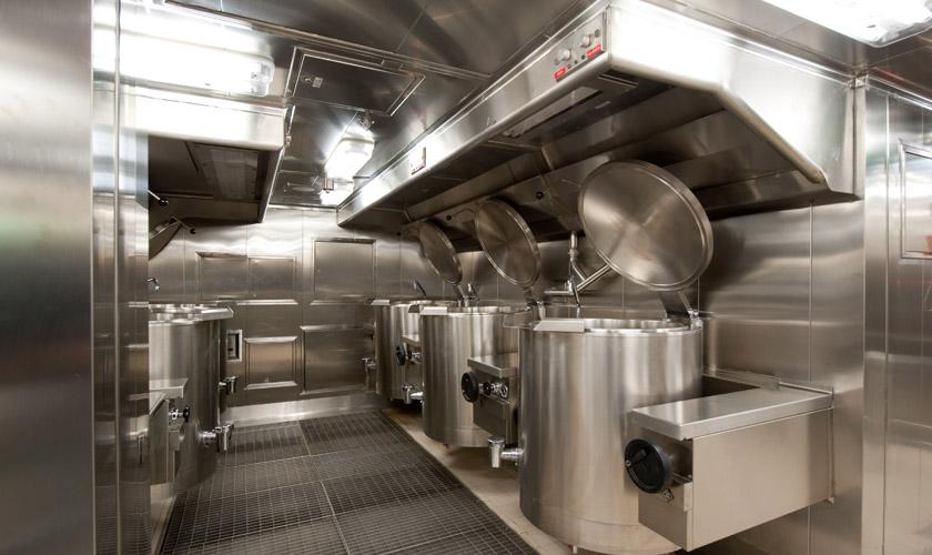 厨房工程筹备设计过程