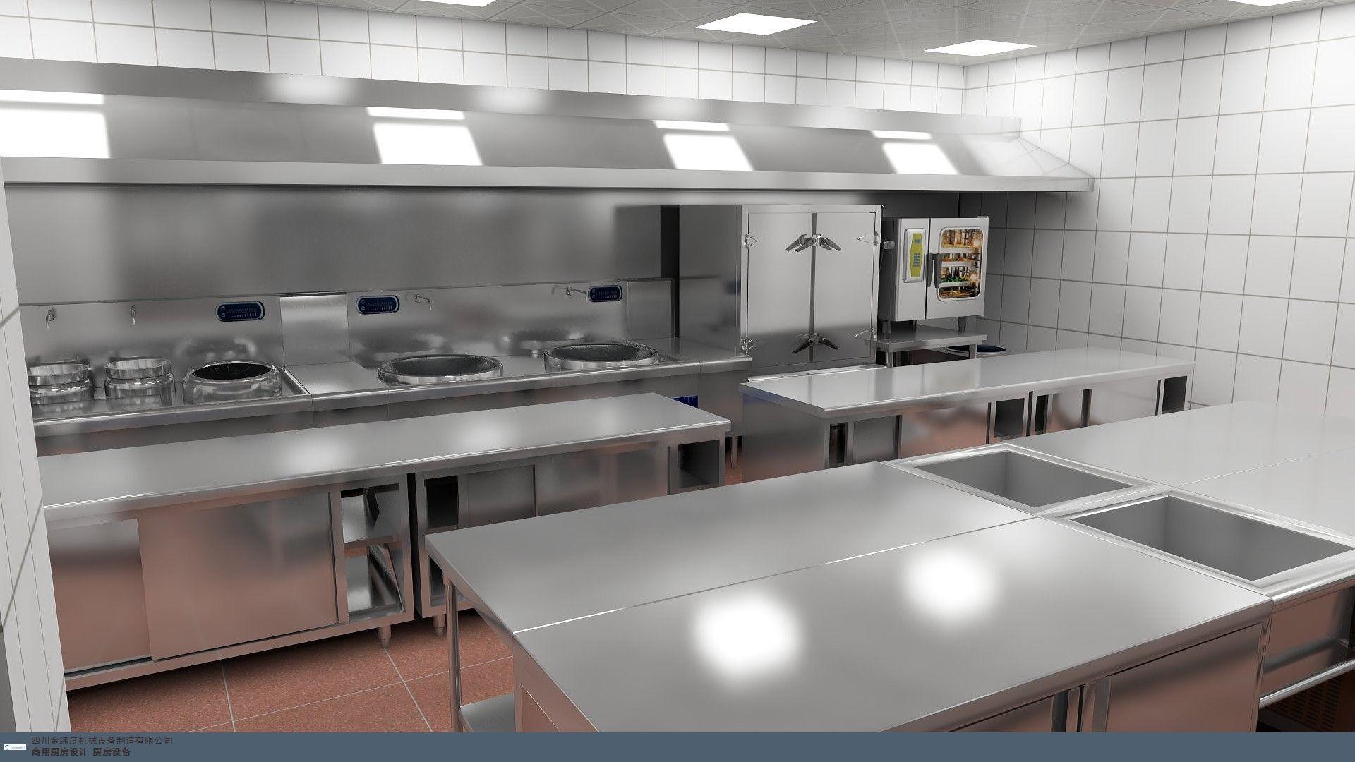 饭馆厨房设备操纵的处置规则