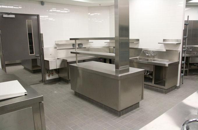 商用厨房工程设计的三因素