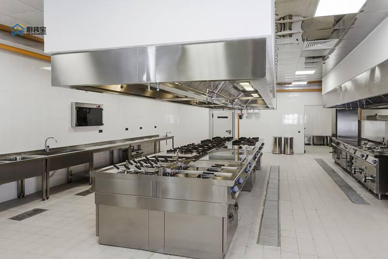 商用厨房设备采用的规范是什么呢?
