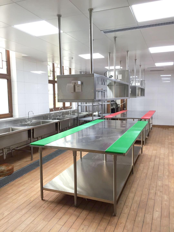 商用厨房设计与安装知识点